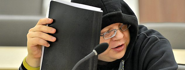 Prozessauftakt gegen den Neonazi Tino Brandt