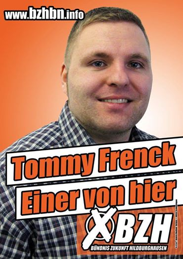 Tommy Frenck