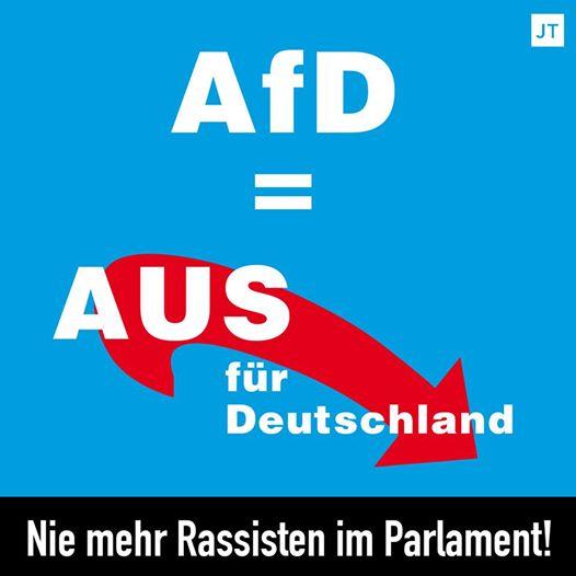 afd aus für Deutschland